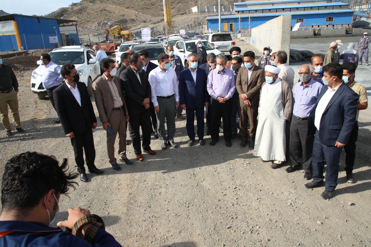 سفر وزیر صمت به استان کرمان - گزارش دوم