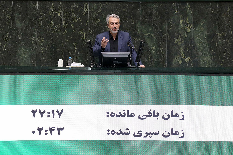 جلسه بررسی صلاحیت وزیر پیشنهادی صمت درمجلس شورای اسلامی