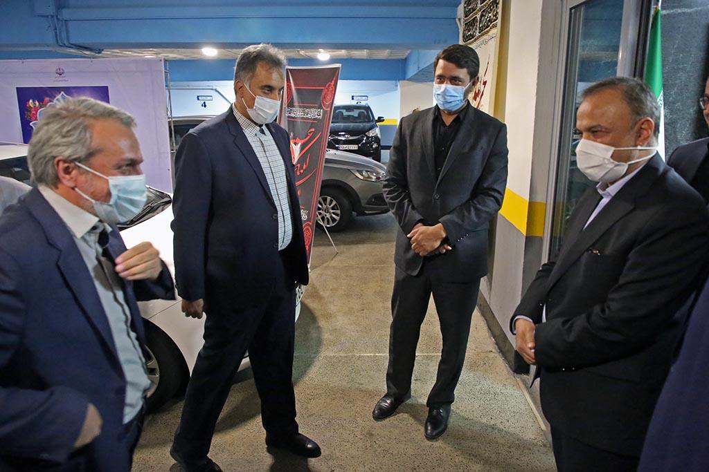 ورود سید رضا فاطمی امین به وزارت صنعت معدن تجارت