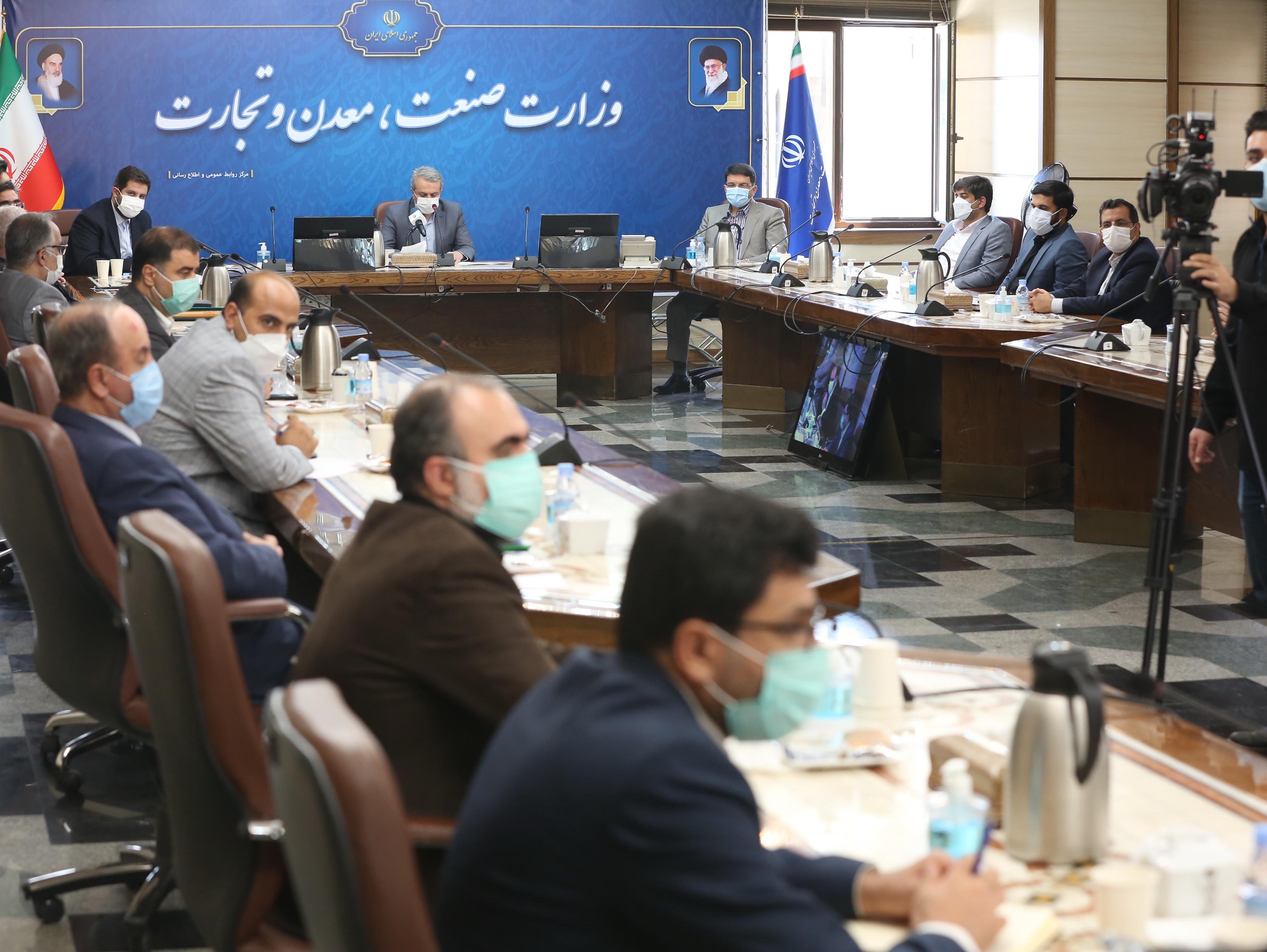 جلسه شورای معاونین ، تکریم ومعارفه
