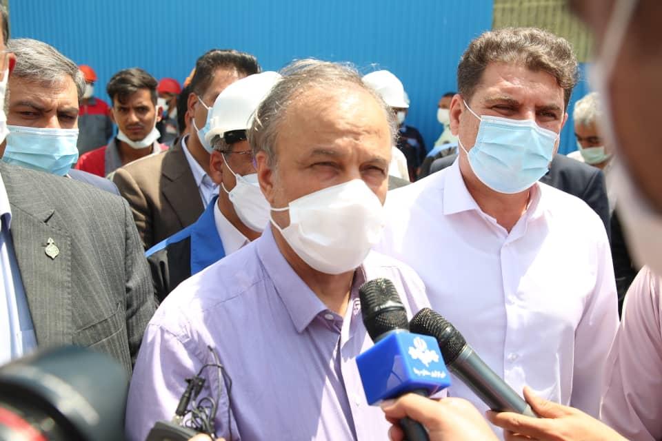 پیشرفتهای کم نظیر صنعتی و معدنی در جنوب کرمان
